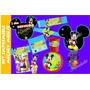 Kit Imprimible Mickey Mouse Tarjetas Cumpleanos Invitacion 5