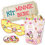 Kit Imprimible Minnie Bebe - Candy - Cumpleaños - Cotillon