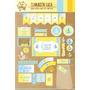 Kit Imprimible Personalizado Comunion Varon Candy Bar Deco!