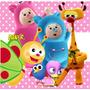 Kit Imprimible Baby Tv Tarjetas Cumpleaños Invitacion Cumple