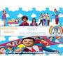 Kit Imprimible Mas Candy Bar Topa Y Los Integrantes!!!!!