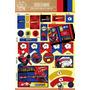 Kit Imprimible Personalizado Spiderman Araña Candy Bar Deco!