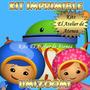 Kit Imprimible Equipo Umizoomi - Invitaciones Y Mas