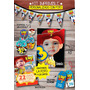 Kit Jessie Toy Story Personalizado Con Foto Candy Bar