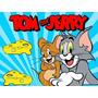 Kit Imprimible Tom Y Jerry Cotillon - Promo 3x1