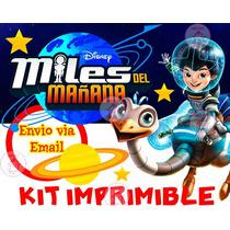 Kit Imprimible Miles Del Mañana