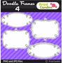 Kit Imprimible Pack Frames Etiquetas Label 47 Clipart