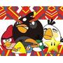 Kit Imprimible Candy Bar Golosinas De Angry Birds Unico