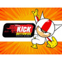 Kit Imprimible 2x1 Kick Buttowski Medio Doble Riesgo Candy