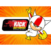 Kit Imprimible 2x1 Kick Buttowski Medio Doble Riesgo Candy