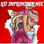 Kit Imprimible Super Barbie Princesa Tarjet Invitacion Candy