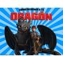 Kit Imprimible Candy Bar Como Entrenar A Tu Dragon Golosinas