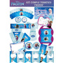 Kit Imprimible - Cumple Tematico Frozen