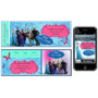 Kit Imprimible De Frozen: Invitaciones, Candy, Deco, Torta