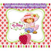Kit Imprimible Frutillitas