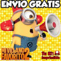 Super Kit Imprimible Mi Villano Favorito 2 Y Minions