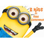 Super Kit Imprimible Mi Villano Favorito 2 Y Minions 6 En 1