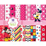 Kit Imprimible -papeles Minnie & Mickey - Imagenes