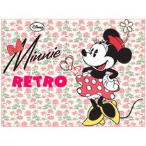 Kit Imprimible De Minnie Mouse Retro