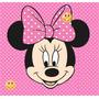 Kit Imprimible Minnie Mouse Rosa - Tarjetas Candy Bar