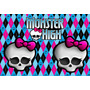Kit Imprimible Monster High 2en1 Candy Bar + Cotillon Y Mas!