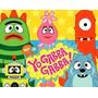 Kit Imprimible Candy Bar Yo Gabba Gabba! Golosinas Y Mas