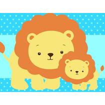 Kit Imprimible Animalitos Baby Shower Candy Bar Golosinas