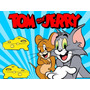 Kit Imprimible Candy Bar Tom Y Jerry Golosinas Y Mas