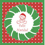 Kit Imprimible Navidad Tarjetas Decoracion Candy Bar