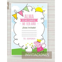Kit Imprimible - Candybar - Decoración #peppa Pig Golosinas