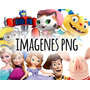 Kit Imprimible Pack De Imagenes Png Personajes De Tv Y Mas!!