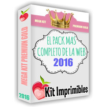 Mega Kit Imprimible Premium Gold Empresarial + Candy Bar!!!