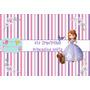 Kit Imprimible Y Candy Bar Princesa Sofia Y Mas!!!!!!!