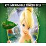 Kit Imprimible Tinker Bell