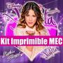 Kit Iimprimible Violetta Imperdible Edicion 2015 Completo