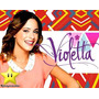Kit Violetta 2 Temporada Diseñá Tarjetas Y Mas