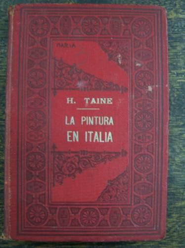 la pintura en italia: