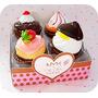 Brillos Cup Cake Gloss De Nyx