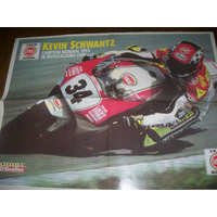 Poster Kevin Schwantz Campeon Mundial Motociclismo 1993(038)