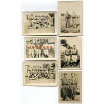 6 Fotos Soldados Base Aerea Militar Parana Ejercito 1933