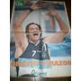 Poster Obberto/ Argentina Plata Olimpica (026) Ole/ Ginobili