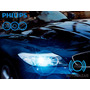 Hot Sale! Lámparas Philips Blue Vision H7- H4- H1- H3- Hb3/4