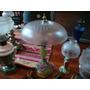 Antigua Lámpara Cristal Murano
