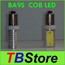 Ba9s Cob Led 130lm 6500k Color Xenon. Hermoso Diseño