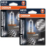 Lampara H11 Osram Night Breaker Unlimited 12v 60/55w Germany