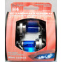 Lampara Xenon Blue Coated H1 H3 H4 H7 + 2 Leds De Regalo