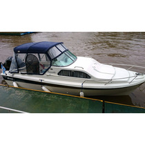 Lancha Vision Cabin Con Nuevo Mercury 115 4t Promoción