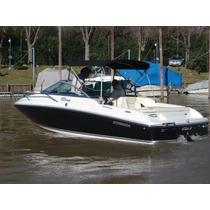 Bermuda Cuddy 595 0 Hs 2014 Motor Volvo 225 Hp Dolar Oficial