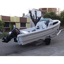 Tracker Cuddy Tiburon Xxi 2014 Mercury 90 Hp 12 Hs De Uso!!!