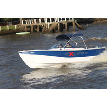 Lancha Tracker Pescador Excedo M180 Open+ Mercury 60hp Elpto